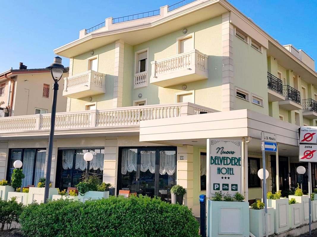 Hotel nuovo giardino rimini progetti architettonici - Hotel nuovo giardino rimini ...