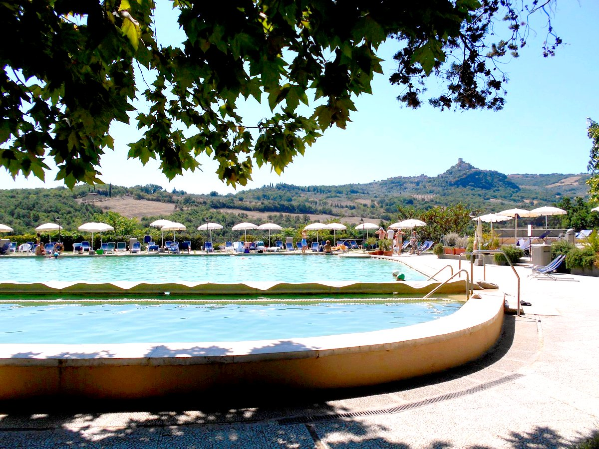 Hotel posta marcucci in 53027 bagno vignoni italien - Bagno vignoni hotel posta marcucci ...