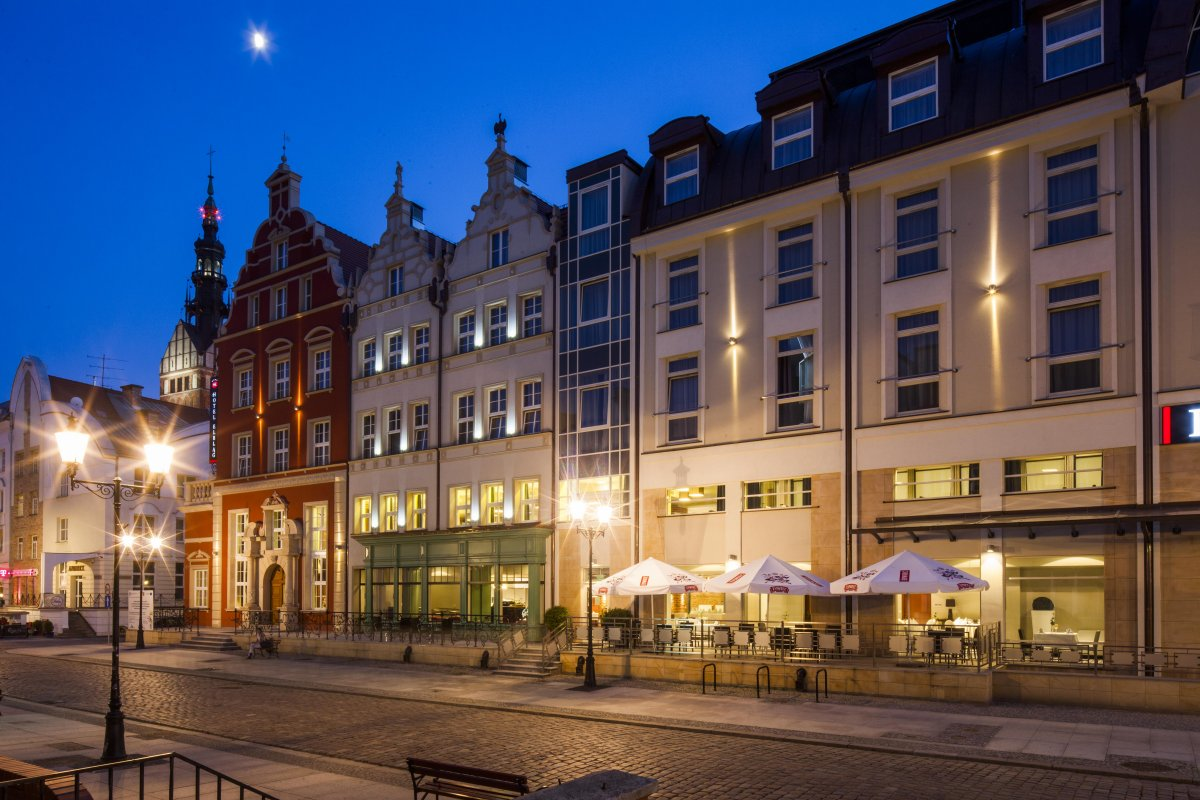 Hotel elbl g in 82 300 elbl g elbing polen for Hotelsuche familienzimmer