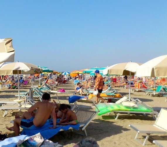 Die Adria - Emilia Romagna