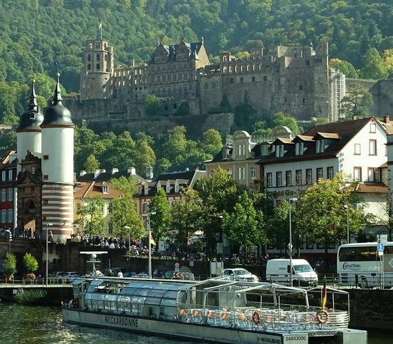 Restaurants in Heidelberg und Umgebung