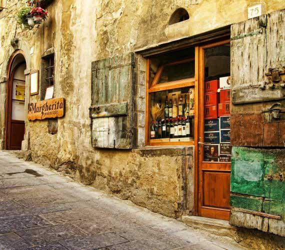 Тоскана вдохновляет...