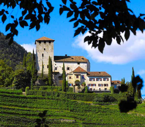 Rooms available in South Tyrol