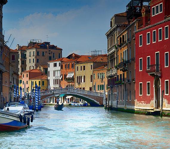 Le Tre Venezie muss man gesehen haben...