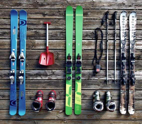 Wintersport in Österreich