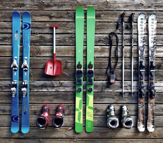 Winter sports in Austria